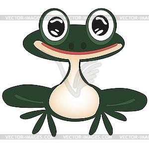 Мультяшная лягушка фото и картинки018