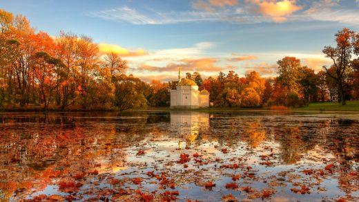 Октябрь на дворе картинки и фото (1)