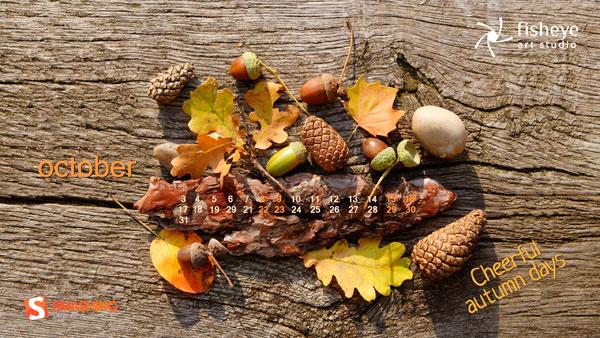 Октябрь на дворе картинки и фото (6)