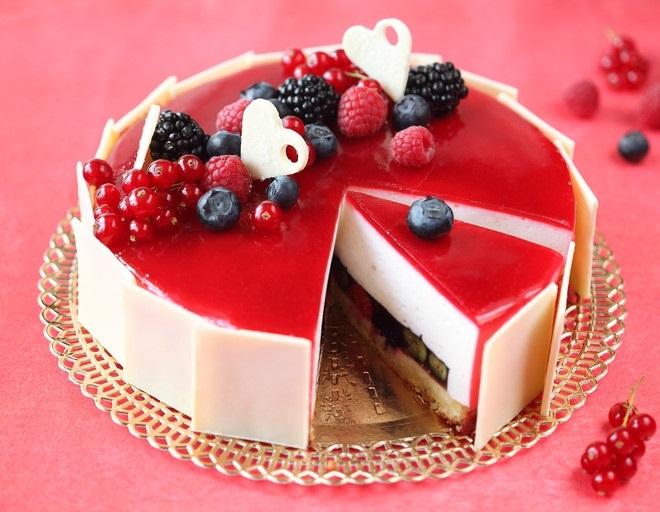 Оригинальный торт на день учителя007