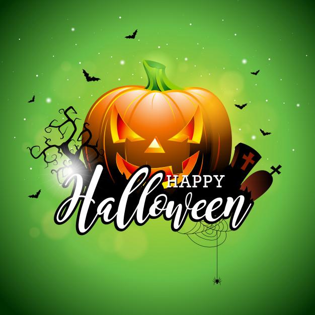 Открытки на Хэллоуин (10)