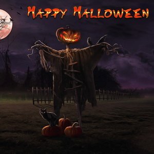 Открытки на Хэллоуин (16)