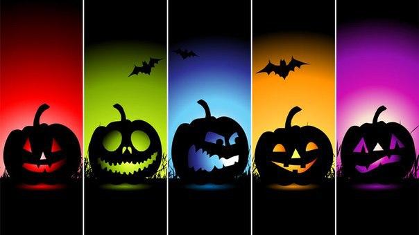 Открытки на Хэллоуин (17)
