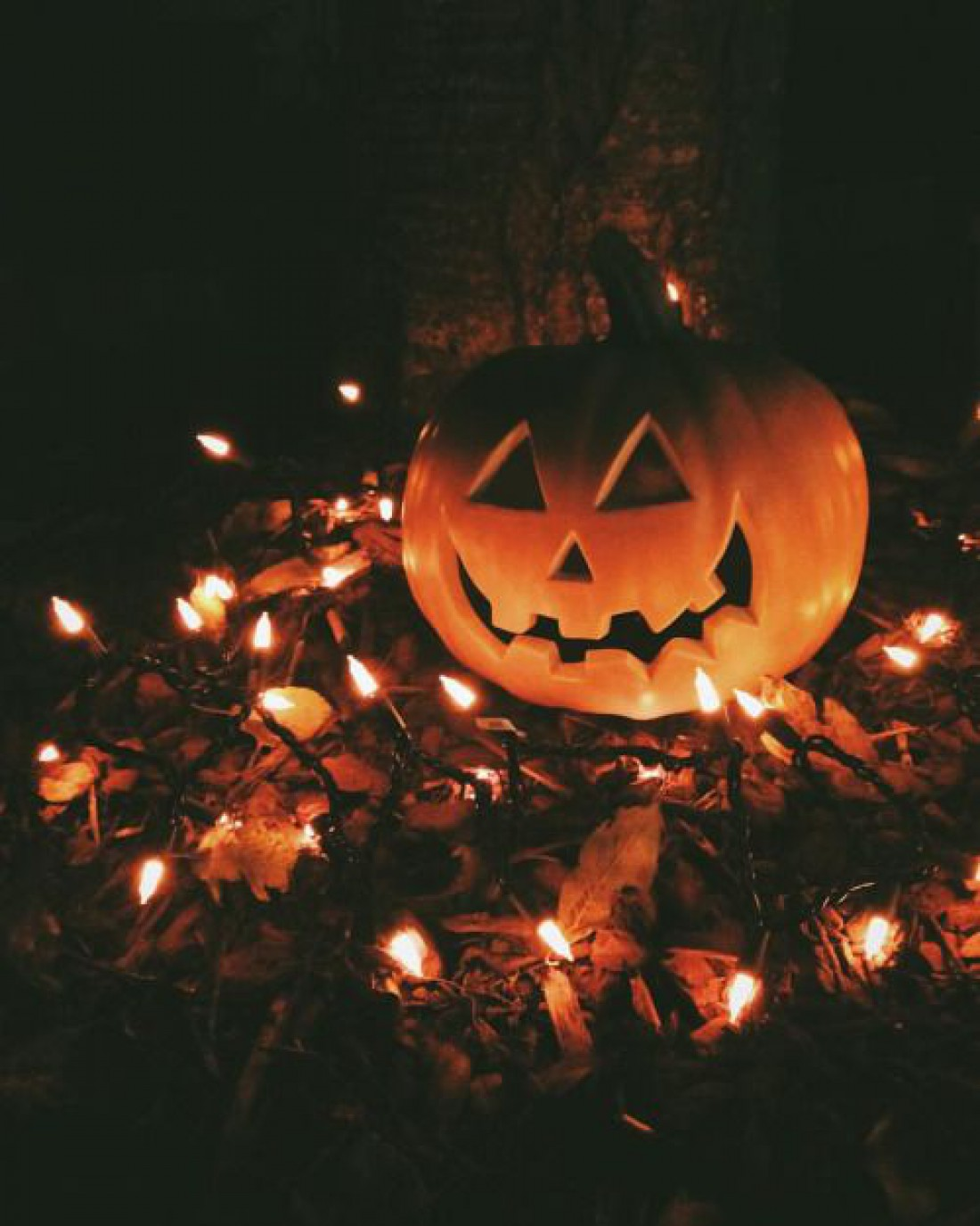 Открытки на Хэллоуин (2)