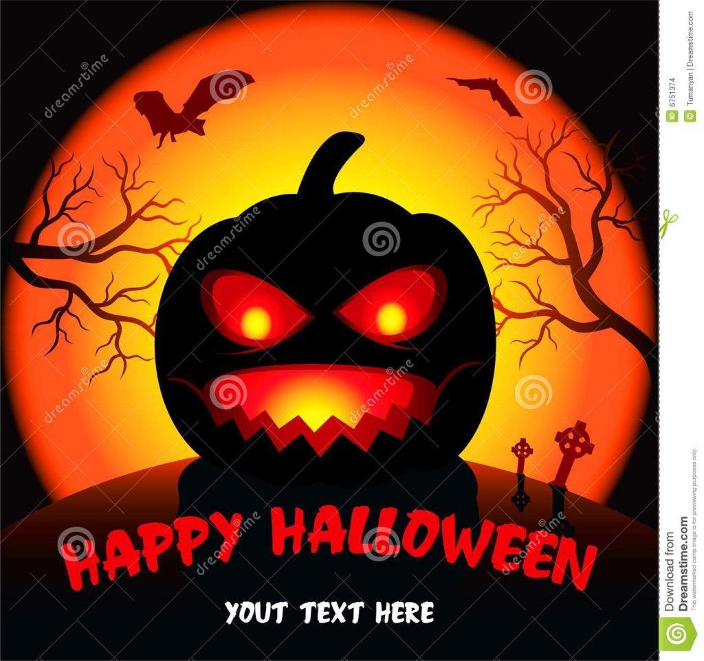 Открытки на Хэллоуин (3)