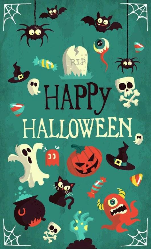 Открытки на Хэллоуин (8)
