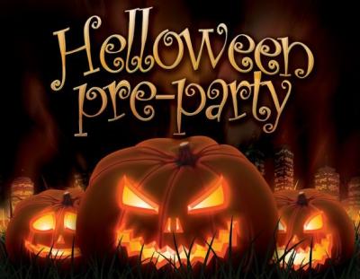 Поздравления в картинках на Хэллоуин (1)