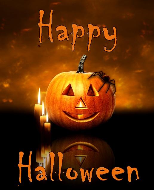 Поздравления в картинках на Хэллоуин (16)