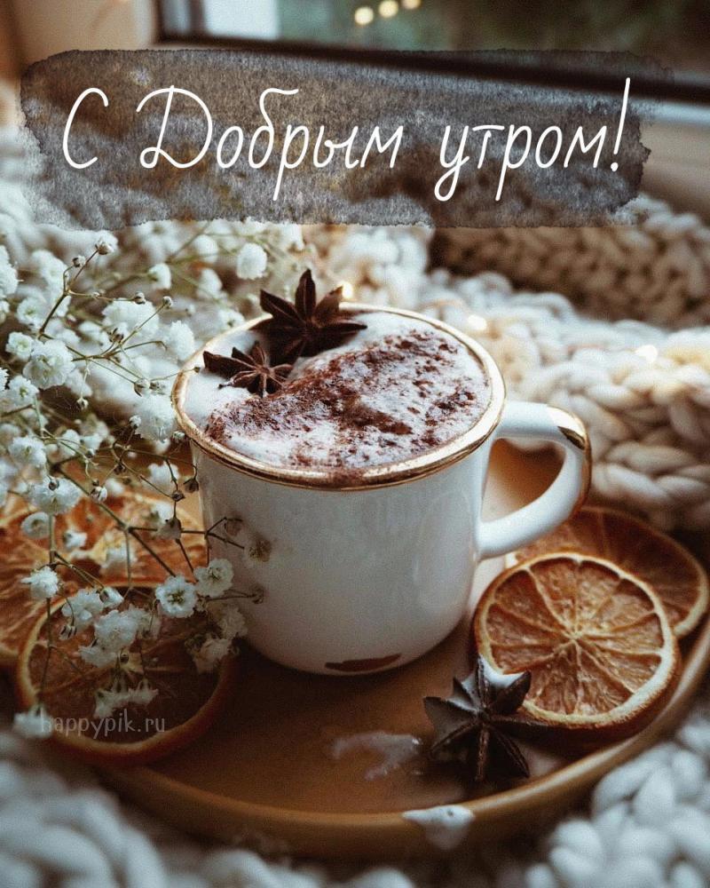 С добрым зимним утром картинки (14)