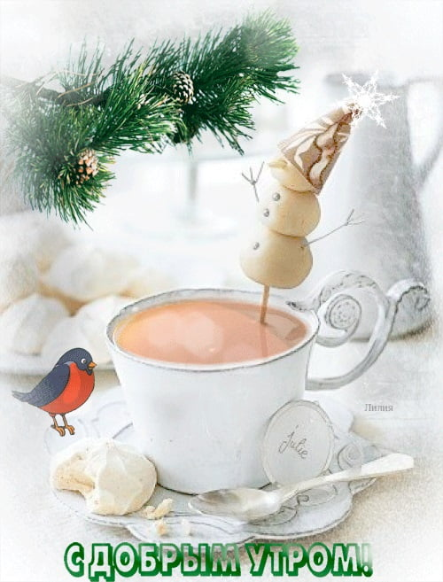 С добрым зимним утром картинки (5)