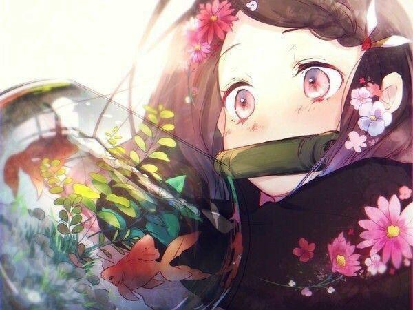 Танджиро красивые арт картинки (16)