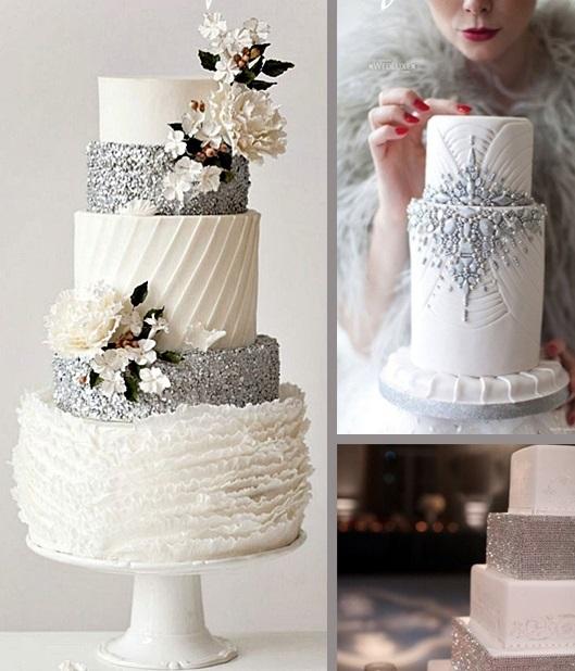 Торт зимний фото идеи012