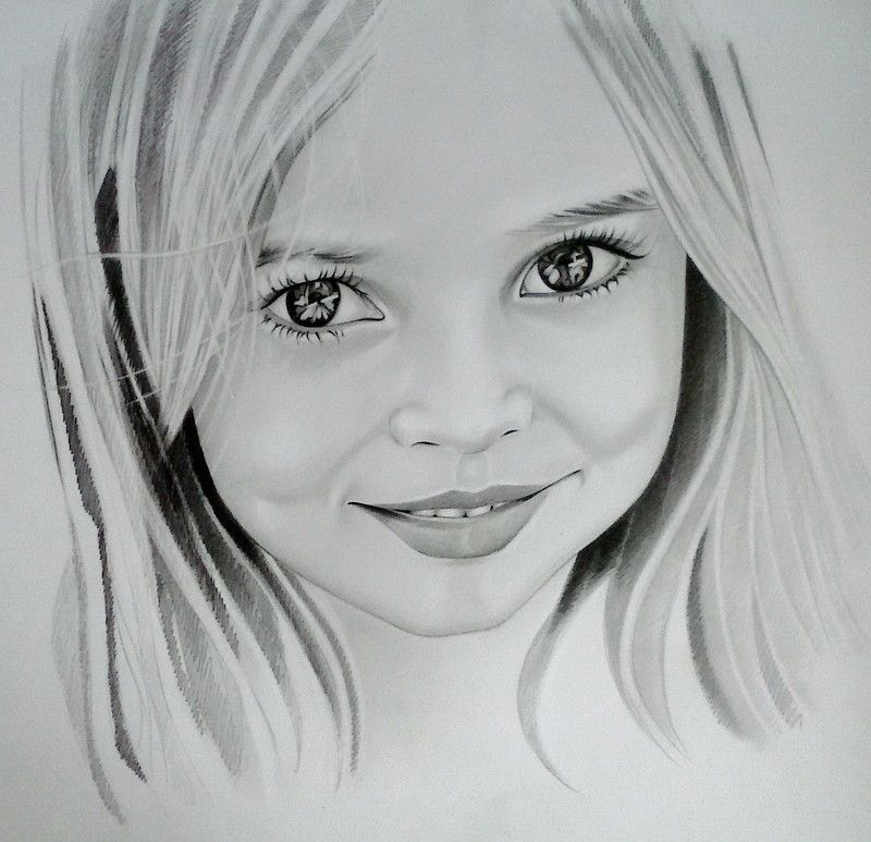 Удивительные рисунки вдохновение карандашом017