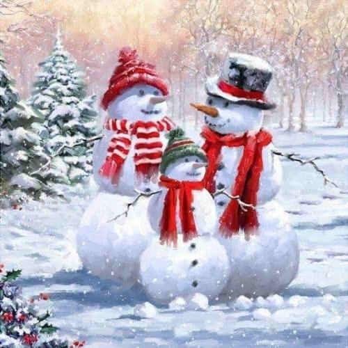 Удивительный рисунок Деду Морозу на новый год010
