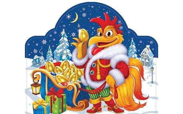 Удивительный рисунок Деду Морозу на новый год022