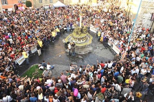 Фестиваль винограда в Марино002