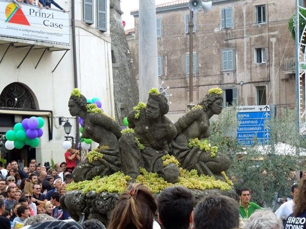 Фестиваль винограда в Марино006