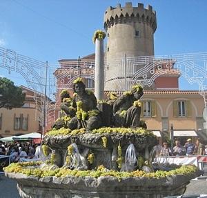 Фестиваль винограда в Марино015