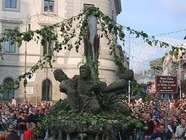 Фестиваль винограда в Марино016