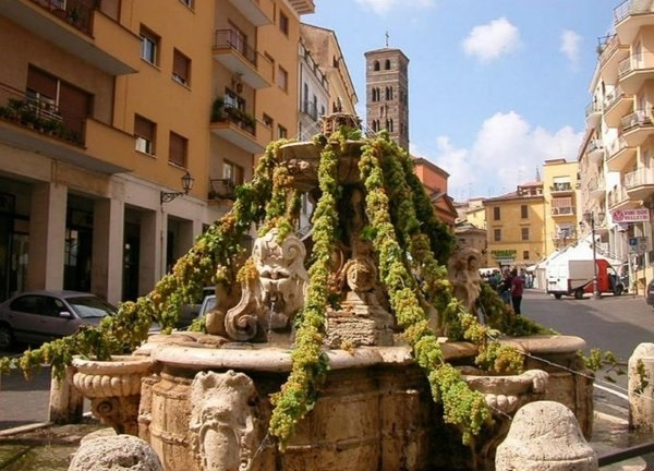 Фестиваль винограда в Марино017