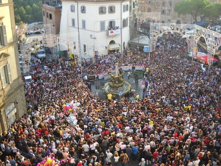 Фестиваль винограда в Марино018