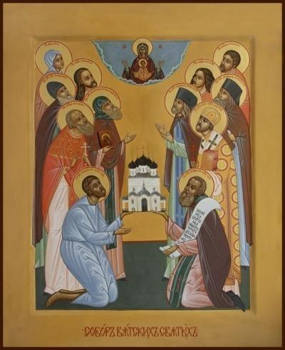 Фото Собор Вятских святых002
