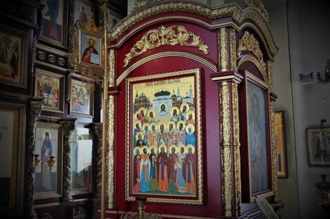 Фото Собор Вятских святых007