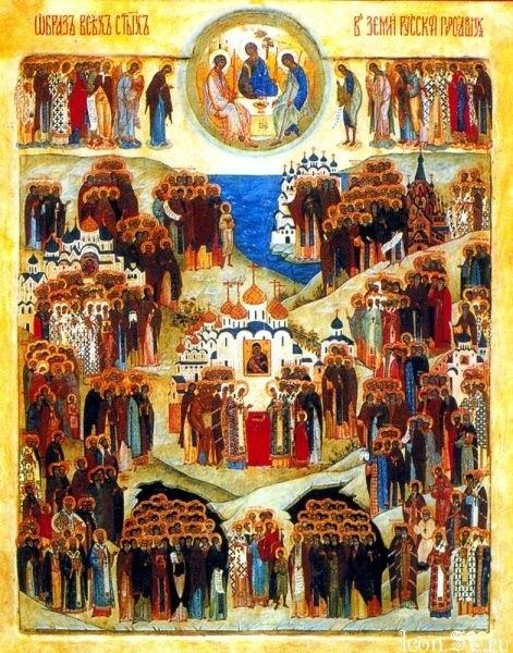 Фото Собор Вятских святых013