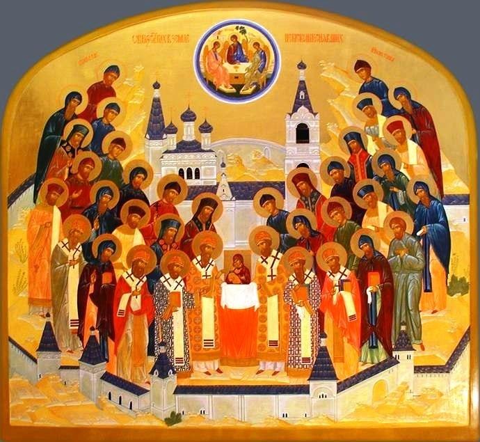 Фото Собор Вятских святых017