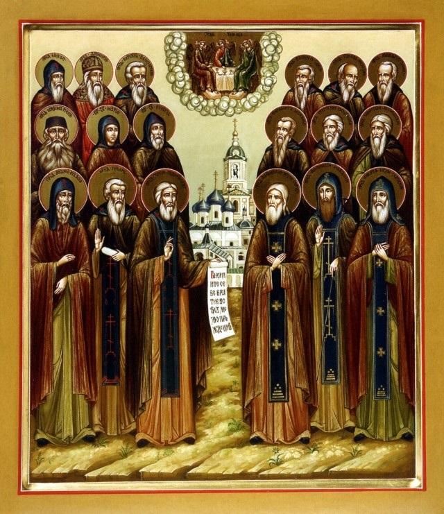 Фото Собор Вятских святых019
