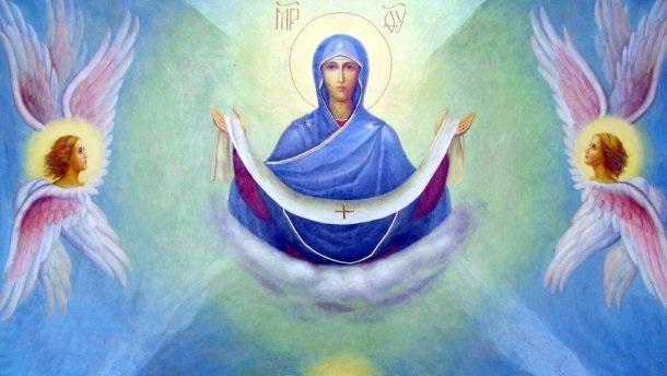 Фото и картинки на Покров Пресвятой Богородицы002