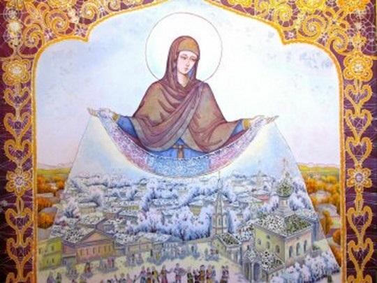 Фото и картинки на Покров Пресвятой Богородицы003