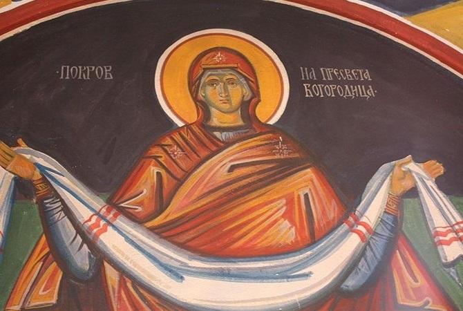 Фото и картинки на Покров Пресвятой Богородицы004