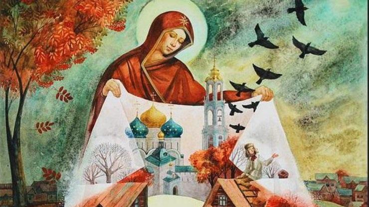 Фото и картинки на Покров Пресвятой Богородицы007