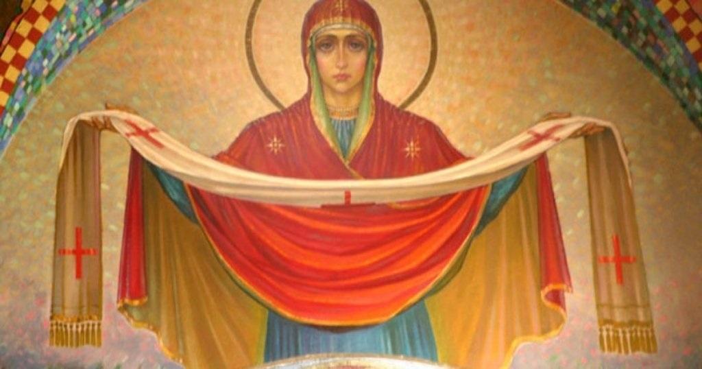 Фото и картинки на Покров Пресвятой Богородицы008