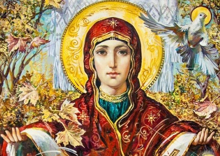 Фото и картинки на Покров Пресвятой Богородицы013