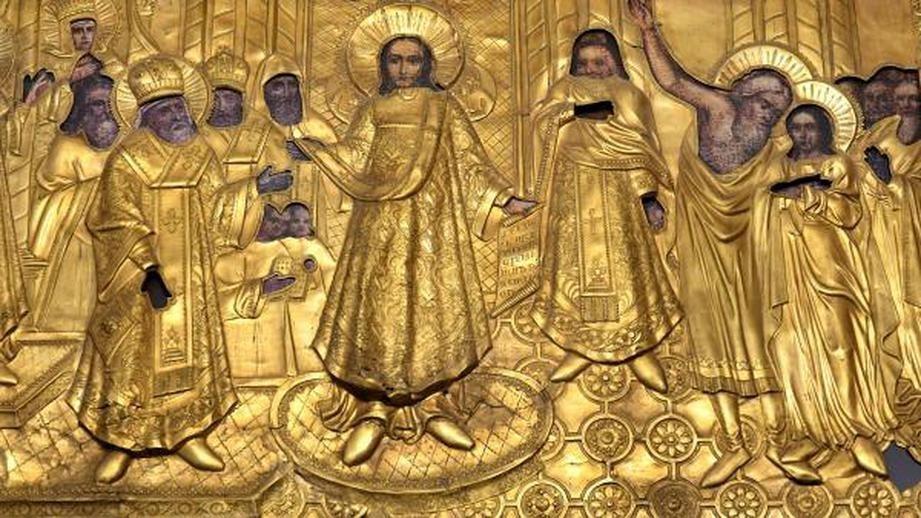 Фото и картинки на Покров Пресвятой Богородицы015