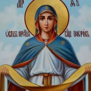 Фото и картинки на Покров Пресвятой Богородицы016
