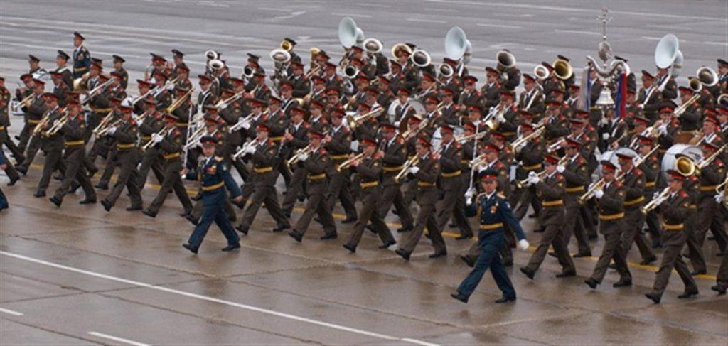 Фото на День военно-оркестровой службы Вооружённых сил России002