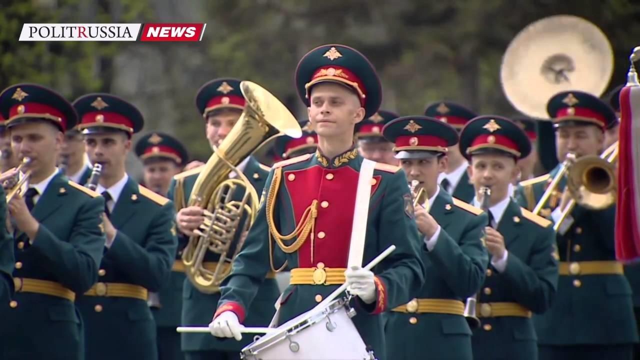 Фото на День военно оркестровой службы Вооружённых сил России007
