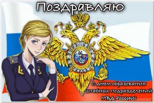 Фото на День образования штабных подразделений МВД России013
