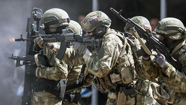 Фото на День подразделений специального назначения Вооруженных Сил России014