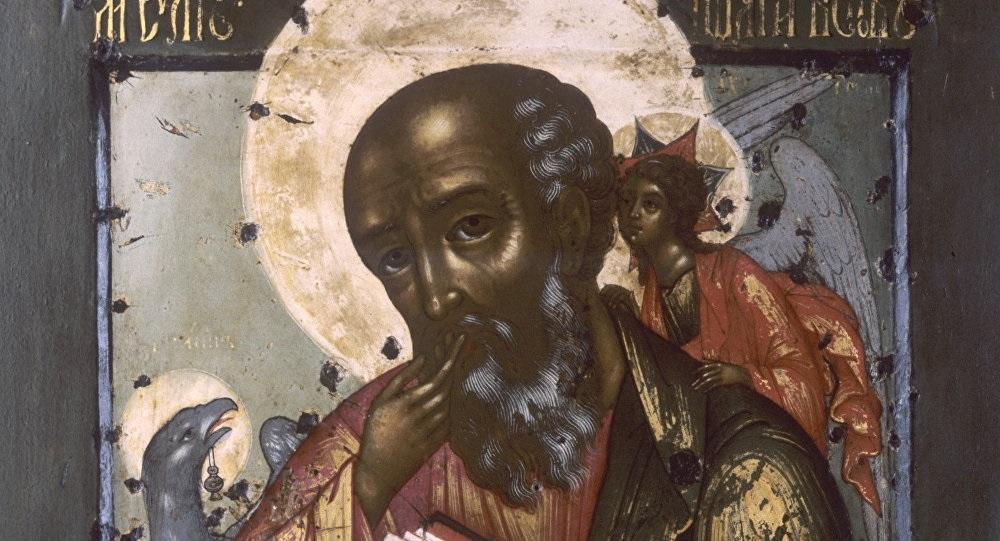 Фото на День преставления апостола и евангелиста Иоанна Богослова013