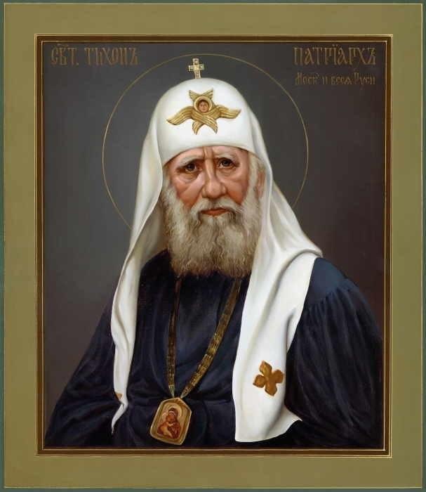 Фото на День прославления святителя Тихона, патриарха Московского и всея Руси004