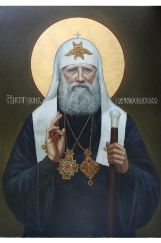 Фото на День прославления святителя Тихона, патриарха Московского и всея Руси020