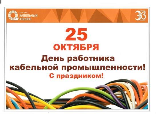 Фото на День работника кабельной промышленности в России004