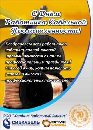 Фото на День работника кабельной промышленности в России008