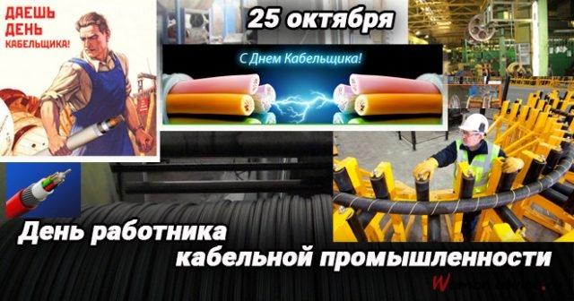 Фото на День работника кабельной промышленности в России012