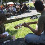 Фото на Международный фестиваль гитары в Аргентине