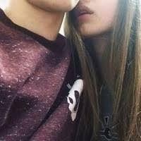Фото на аву девушка с парнем без лиц003